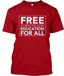 Tee shirt: